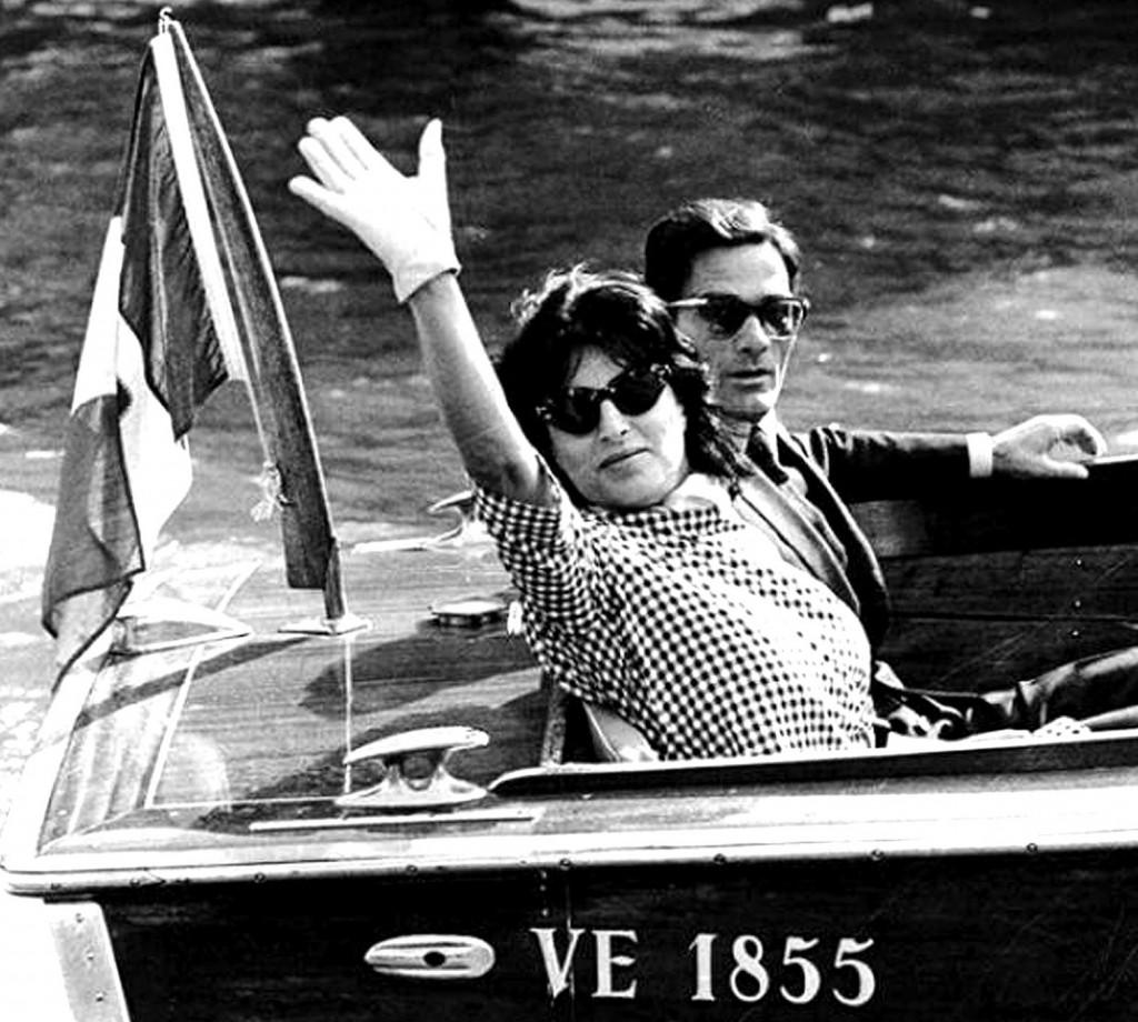 Anna Magnani, Pier Paolo Pasolini