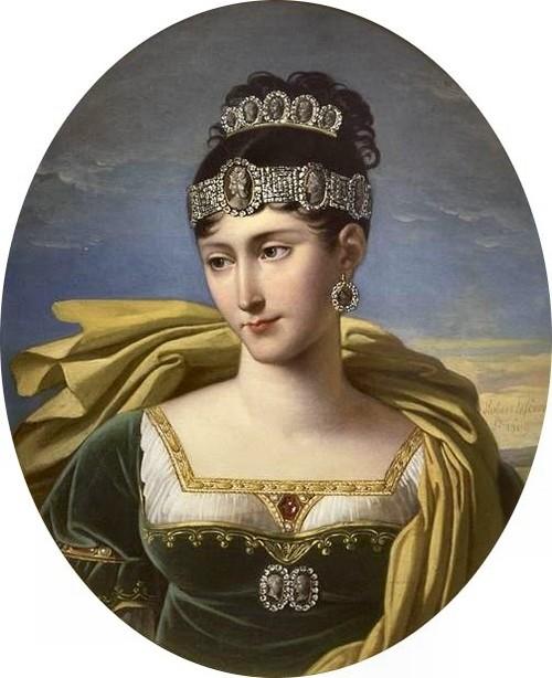 Ritratto di Paolina Bonaparte, Robert Lefevre, 1809, Galleria Borghese, Roma