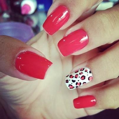 anim nails