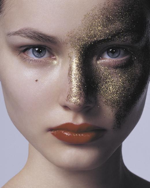 glitter plf