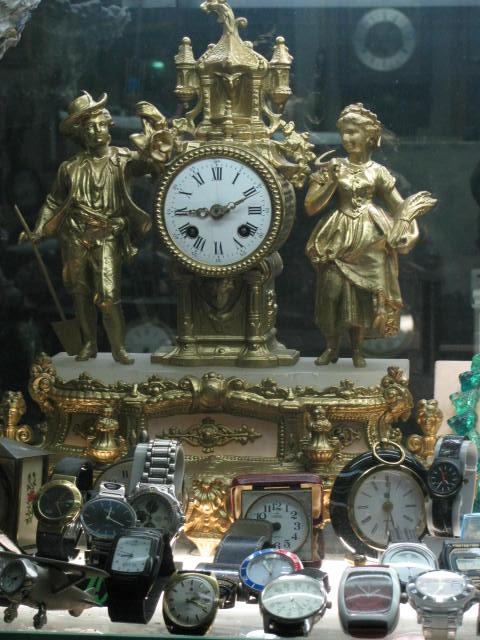 peppino orologio via mazzini