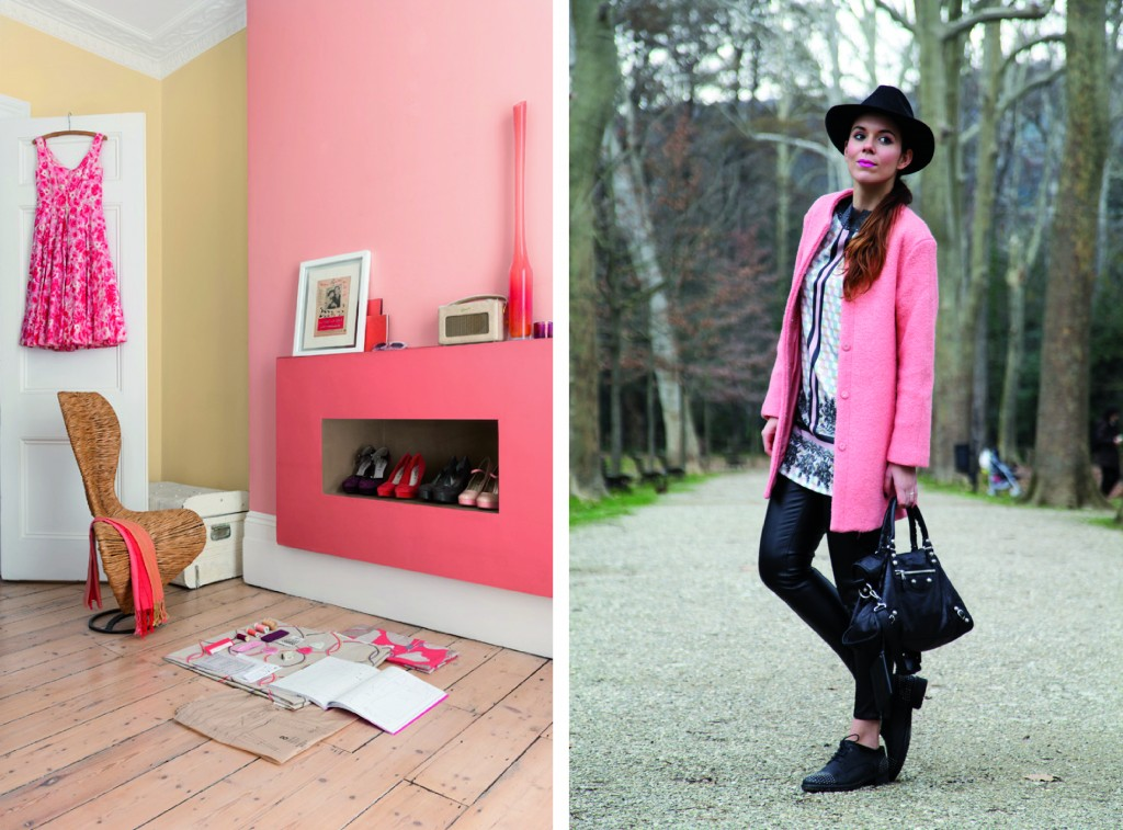"Fashion blogger Irene Colzi di ""Irene Closet"""