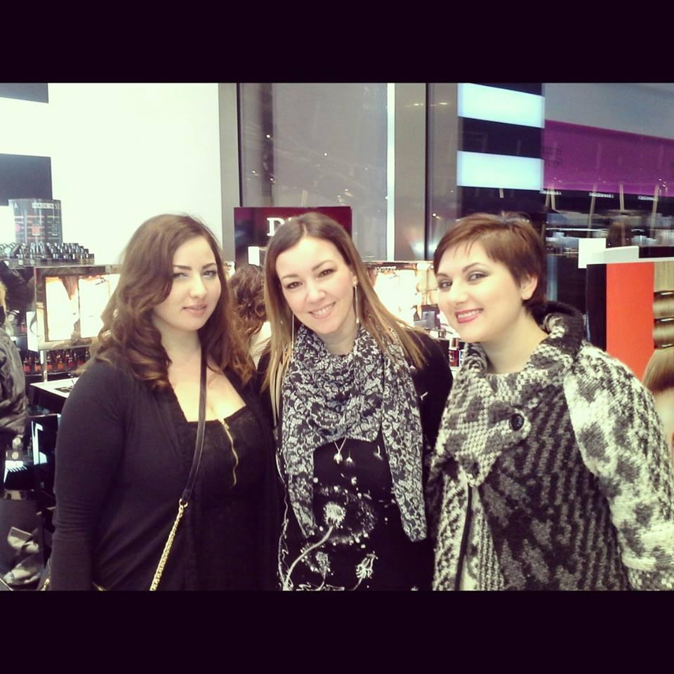 Io, Ilenia Simplynabiki e Valentina