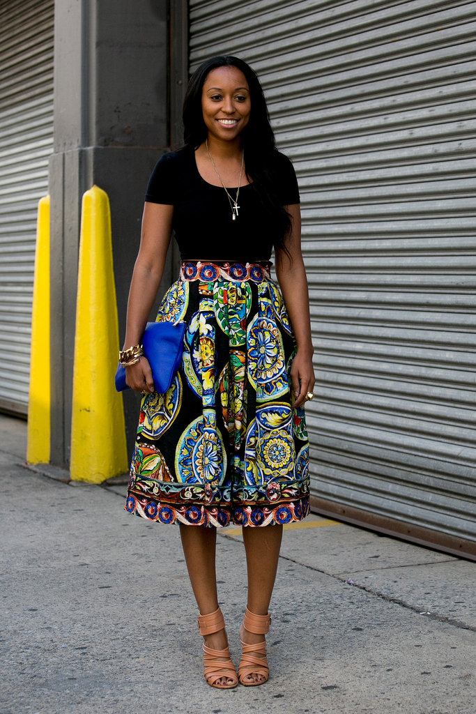 Shiona-Turini-pared-down-bold-full-skirt-t-shirt-strappy