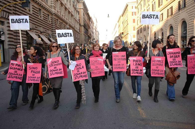 manifestazione-di-donne