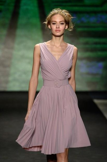 New La Boni Sfila Petite Robe A York Di Chiara w8kXnO0P