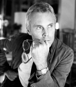 Portrait of Giorgio Armani