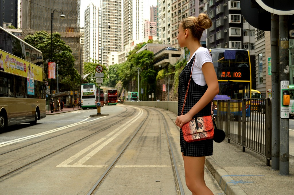 Strade dell'isola di Hong Kong