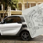 Smart fortwo, la city car delle Fashion Victim