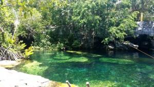 Cenote Cristallino